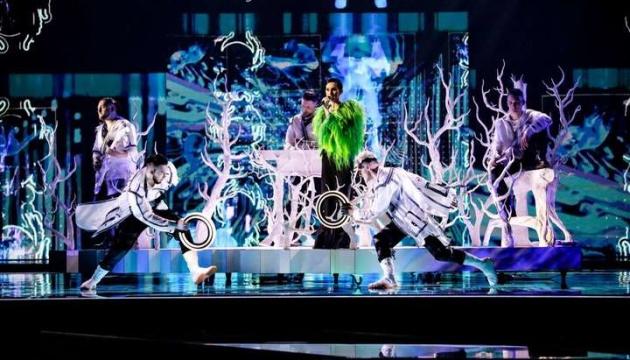 У Нідерландах на головній сцені Євробачення-2021 виступив український гурт Go_A