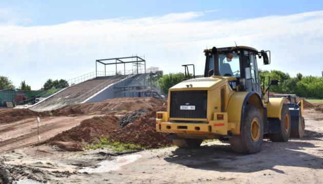 В Донецкой области планируют построить более 30 объектов