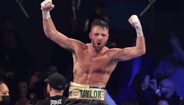 Тейлор переміг Раміреса і став абсолютним чемпіоном