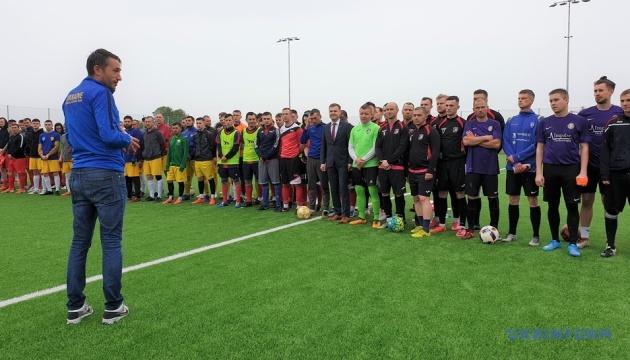 У Польщі триває футбольний турнір українських діаспорних команд