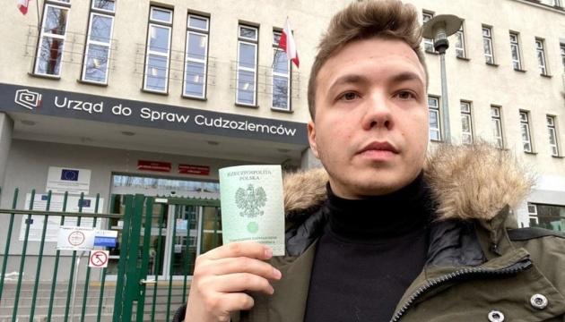 Кандидаты в канцлеры ФРГ от ведущих партий осудили арест журналиста Протасевича