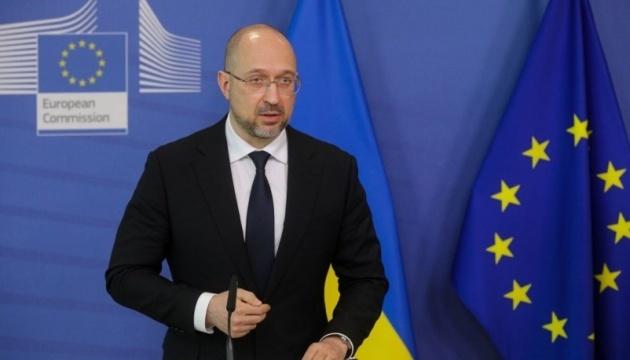 Shmygal: Ucrania define tres prioridades en la cooperación climática con la UE