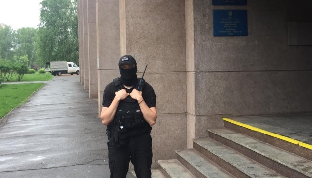 ГФС проводит обыски в Криворожском горсовете