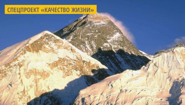Харьковчанин установил национальный рекорд по количеству восхождений на Эверест