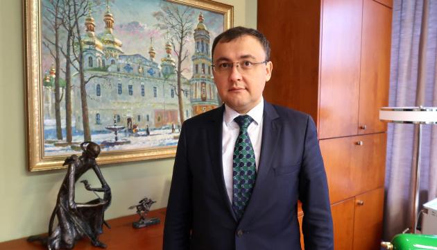 Ukraine, Portugal discuss preparations for Crimean Platform summit