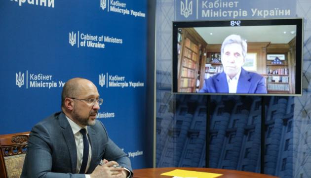 PM: Ukraine sets itself large-scale goals to combat climate change