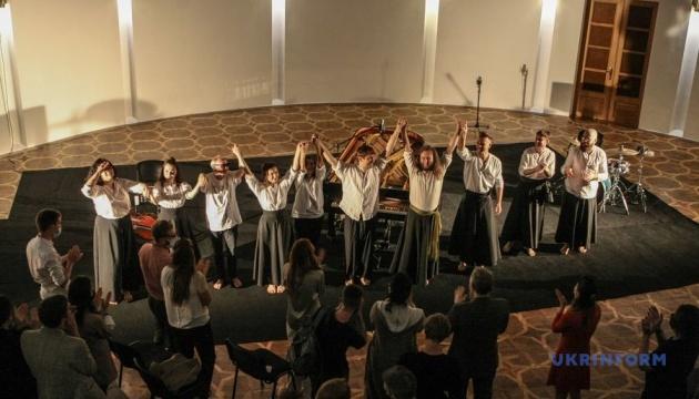 Сучасна українська опера IYOV вперше прозвучала в акустичній версії