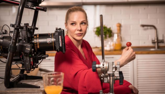На Одесской киностудии завершили съемки короткометражного фильма «Помидорчик»