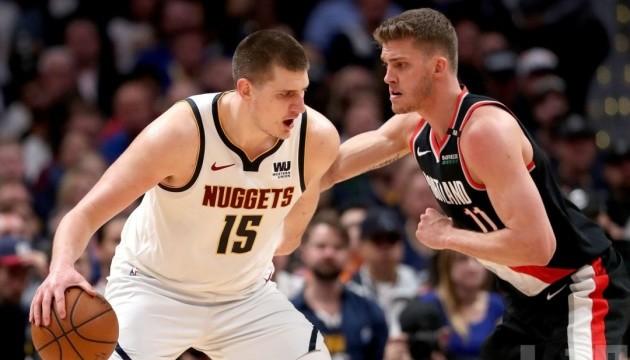 «Денвер» обыграл «Портленд» и сравнял счет в серии плей-офф НБА