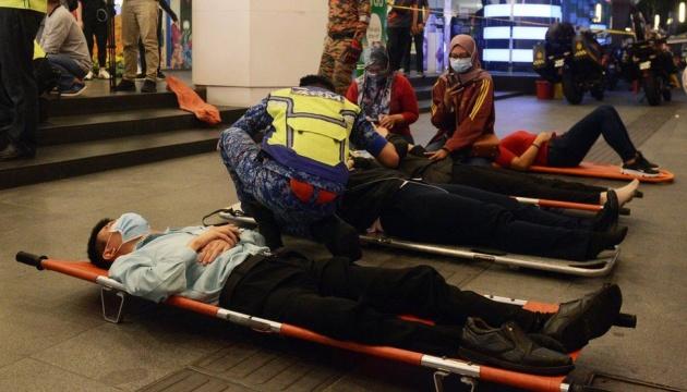 У малайзійському метро зіткнулися поїзди – сотні постраждалих