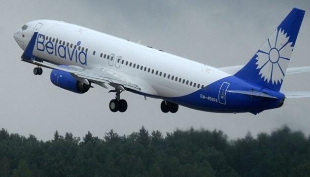 «Белавіа» почала скасовувати рейси після заборони ЄС на польоти