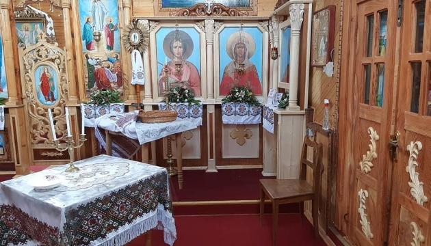 На Закарпатье из церкви украли старинный австрийский сейф с документами и деньгами