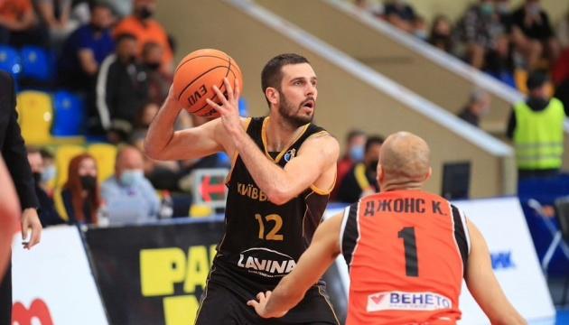 Плей-офф Суперлиги: «Киев-Баскет» одержал первую победу над «Запорожьем»