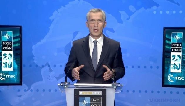 СКУ звернувся до Столтенберга щодо ПДЧ для України в НАТО