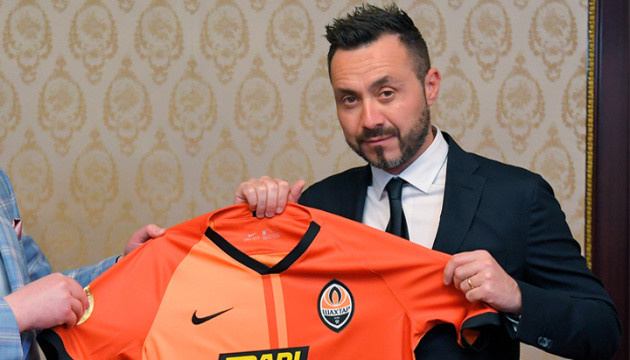 Offiziell: Italiener de Zerbi ist neuer Trainer bei Schachtar