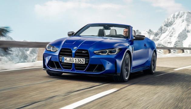 BMW представив кабріолет із двигуном на пів тисячі «коней»