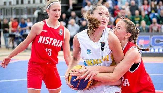 Украина стартовала в отборе на Олимпиаду-2020 по баскетболу 3х3