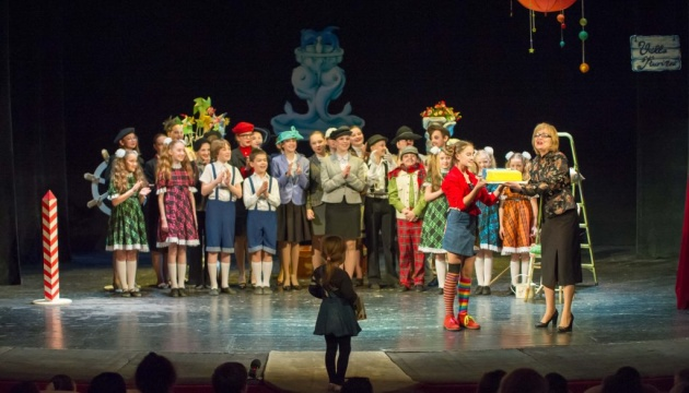 На детском театральном фестивале в Днипре покажут 14 спектаклей
