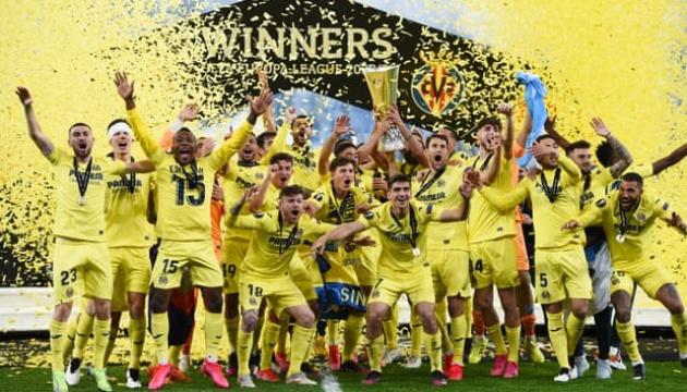 «Вильярреал» обыграл по пенальти «Манчестер Юнайтед» и впервые победил в Лиге Европы