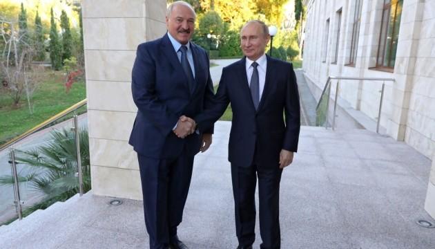 Не залишимо «в біді»: Лукашенко знову їде до Путіна