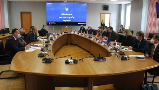 G7 Ambassadors, EU Delegation express support for customs reforms