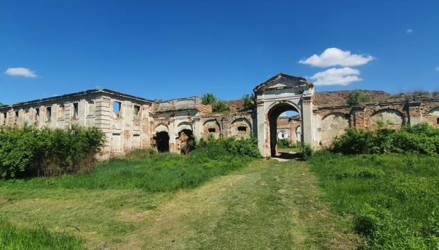На Хмельниччині планують відновити садибу Сангушків XVIII століття