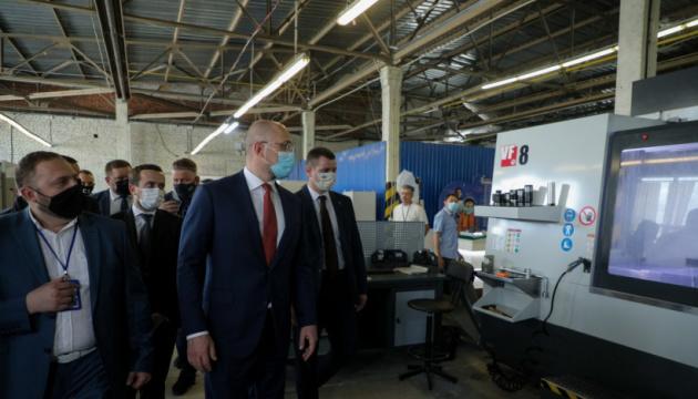 Украина должна развивать государственно-частное партнерство с успешными компаниями - Шмыгаль