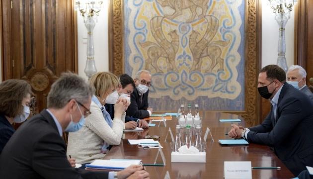 Ермак обсудил с генсеком ОБСЕ встречу советников «Норманди» и ситуацию на востоке Украины