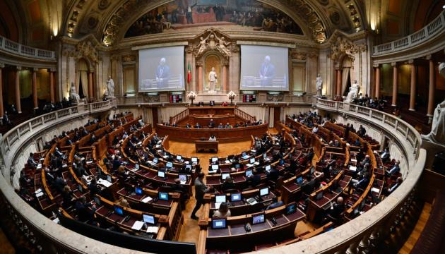 Парламент Португалии усилит давление на Россию из-за наращивания войск на границе с Украиной