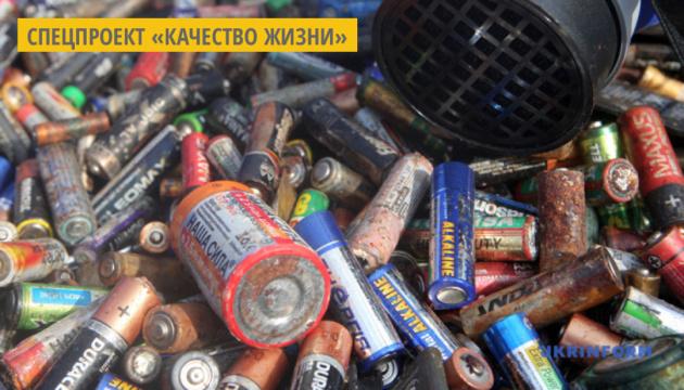 В Харькове запускают эко-автобус для сбора ламп, батареек и ртутных термометров