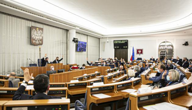 Сенат Польши назвал принудительную посадку самолета Ryanair государственным терроризмом