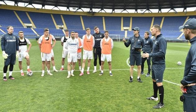 Сборная Украины определилась с заявкой на матч с Нидерландами
