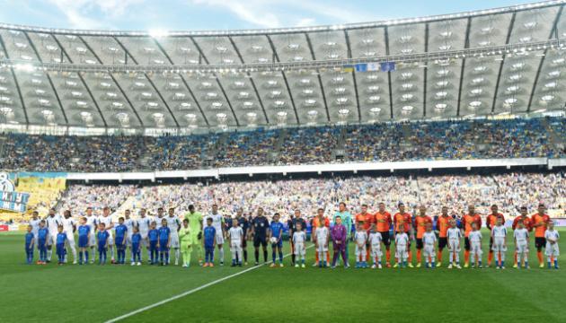 Суперкубок України з футболу може пройти на НСК «Олімпійський»