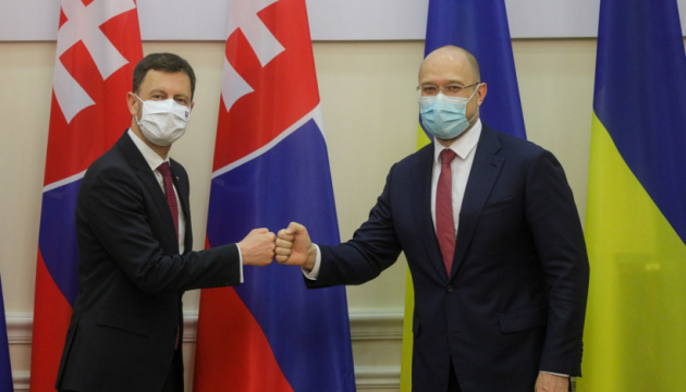 Ukraina i Słowacja mają wspólne stanowisko wobec budowy Nord Stream 2 – Szmyhal