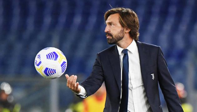 «Ювентус» уволил Андреа Пирло с должности главного тренера