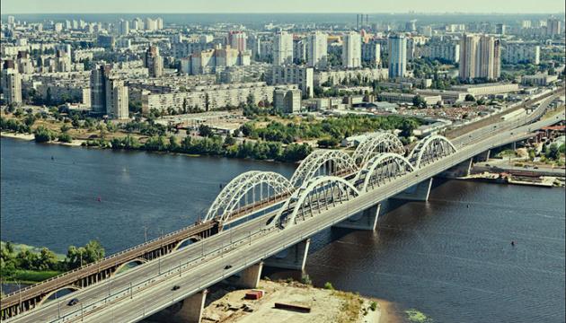 Укрзалізниця оголосила тендер на добудову Дарницького моста в Києві