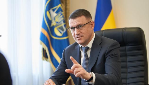 ГФС расследует девять дел по результатам 40 обысков в Киеве