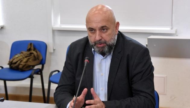 Ексзаступник секретаря Радбезу Кривонос повідомив про своє звільнення із ЗСУ