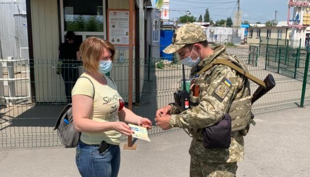 Відкриття КПВВ на сході України може загальмувати через ситуацію з Білоруссю — правозахисник