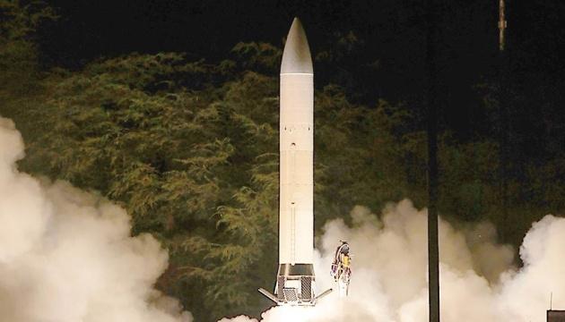 Штаты провели испытания ракетного двигателя для сверхзвукового оружия