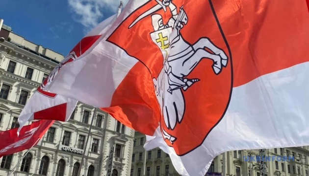 У Відні відбулась акція протесту проти режиму Лукашенка
