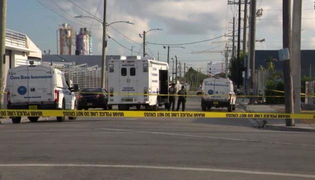 У Маямі сталася стрілянина: одна людина загинула, п'ятеро поранені