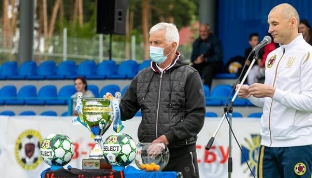 Відбулося жеребкування 1/8 фіналу Кубку Захисників України-2021