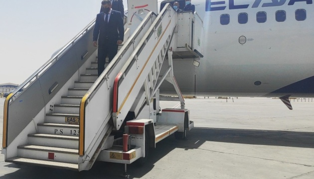 Глава МИД Израиля впервые за 13 лет приехал с визитом в Египет