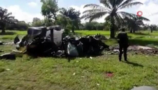 У Колумбії розбився поліцейський вертоліт: п'ятеро загиблих