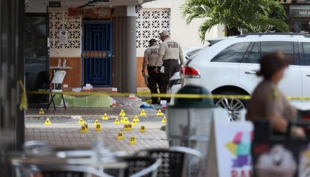 У Маямі знову стрілянина: двоє загиблих, два десятки поранених