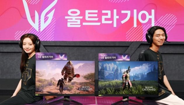LG представила геймерский 32-дюймовый монитор