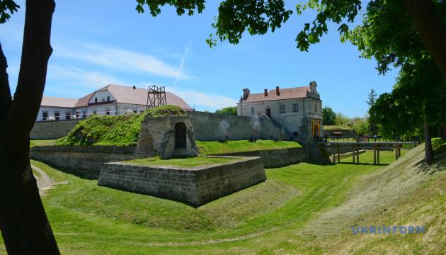 Збаражский замок на Тернопольщине включили в «Большую реставрацию»
