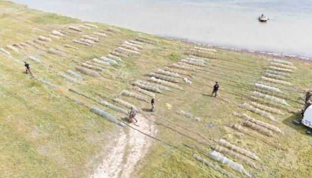 На Херсонщині поліція вилучила у браконьєрів улов на ₴5 мільйонів