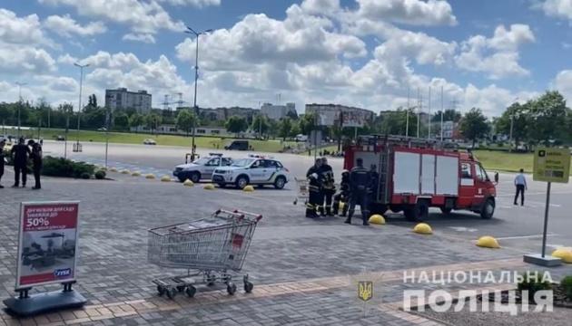 У Кривому Розі затримали чоловіка, який «замінував» ТЦ у день міста